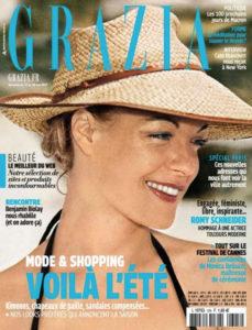 GRAZIA magazine Voilà l'été