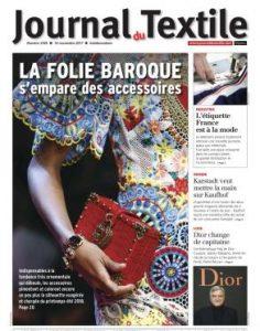 LE JOURNAL DU TEXTILE 11.17