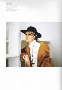CR FASHION BOOK - KIRIKO SATO 09.18