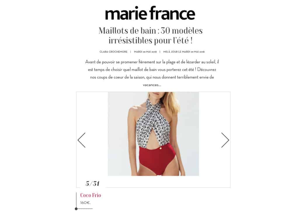 MARIE FRANCE.FR-COCOFRIO