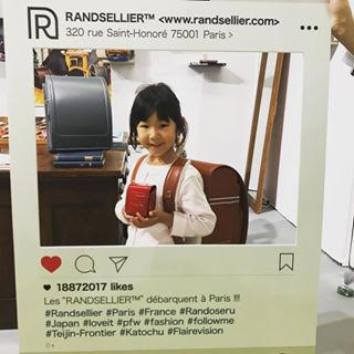 Randsellier Pop up store