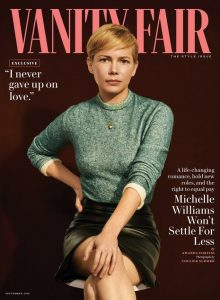 VANITY FAIR Italie couv. Sept. 2018