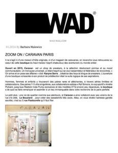WAD.com / Caravan PARIS 01.16